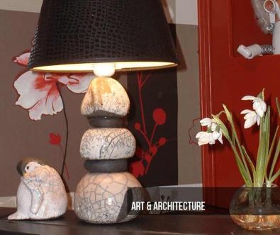 Créations artistiques - Architecte décorateur à Marcy-l'Etoile