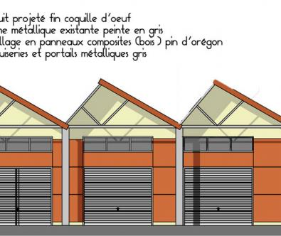 Aménagement de bureau – Architecte d'intérieur à Marcy-l'Etoile