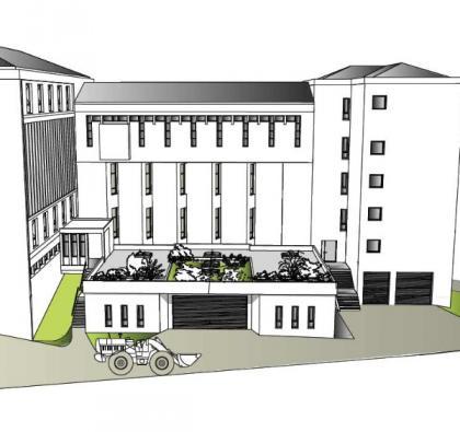 Construction de garage - Architecte à Marcy-l'Etoile