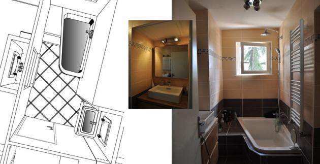 Aménagement d'intérieur - Architecte à Marcy-l'Etoile